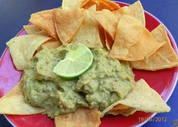 Grubbin' Good Spicy Guacamole Recipe