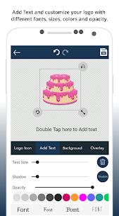 Logo Maker: Cool Logo Designer & Creator Mod 2.3 Apk [Pro Features Unlocked] 7