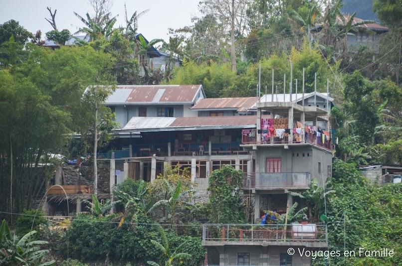 Maligcong, balade rizières - Homestay