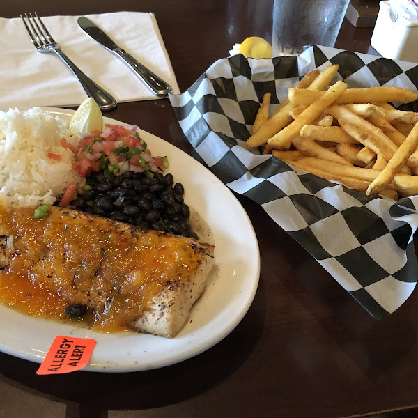 Photo from Barefoot Bernie's Tropical Grill & Bar