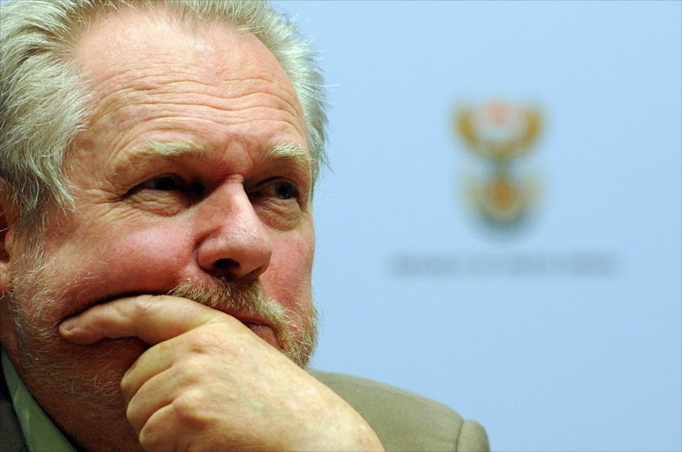 Trade and Industry Minister Rob Davies. Picture: GCIS