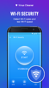 Virus Cleaner – TOP Antivirus, Booster & App Lock 7