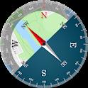 Compass Maps Pro - Digital Compass 360 Free icon