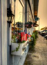 Photo: Front Street Beaufort - Photo courtesy Lisa Margolis