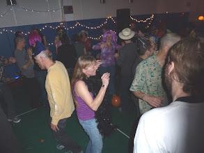 Photo: Dancing the year away.