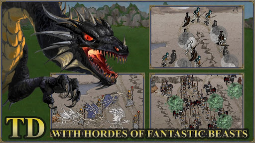 TDMM Heroes 3 TD:Medieval ages Tower Defence games  screenshots 5