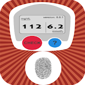 Blood Sugar Fingerprint Test