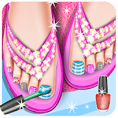 Toe Nail Salon