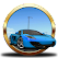 Greed for Speed car racing 3D icon