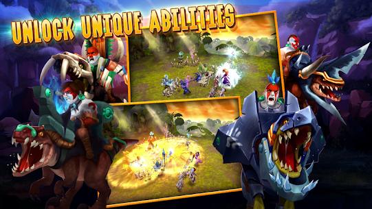 Wartide Heroes of Atlantis MOD (Unlimited Energy/Unsuccessful Skills) 2