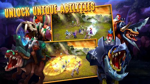 Screenshot 2 Wartide: Heroes of Atlantis 1.11.13 APK MOD