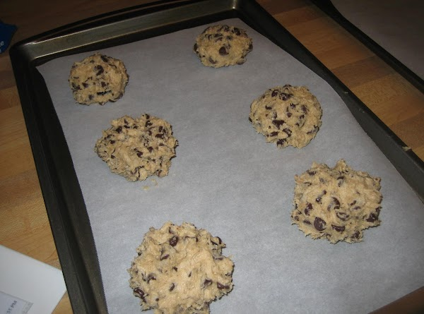 Place on baking sheet and bake for 11-13 minutes, or until cookies begin to...