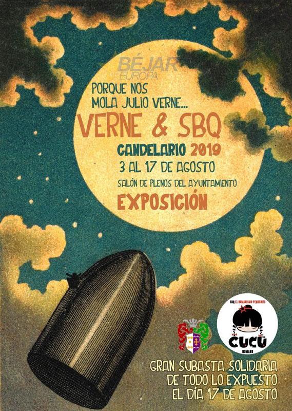 Exposición sobre la obra de Julio Verne en Candelario