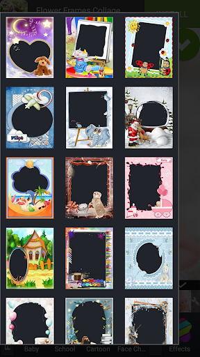 Baby Photo Frames 7.2 screenshots 1