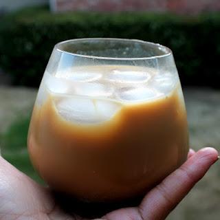 cà phê sua đá – Vietnamese Iced Coffee