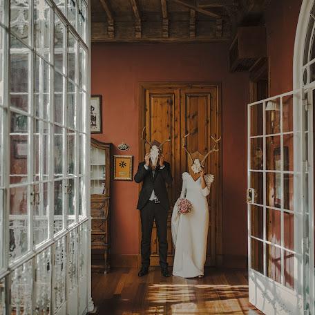 Fotógrafo de bodas Pio Morales (bodayarte). Foto del 06.07.2016
