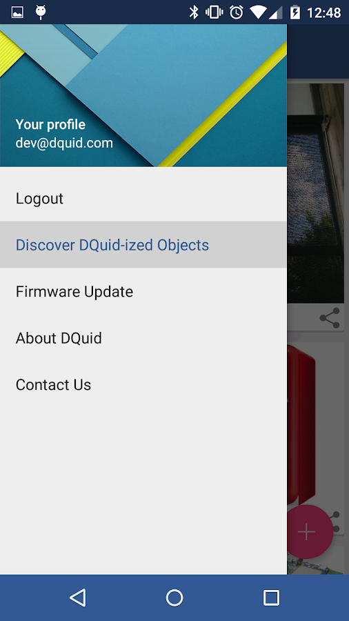 DQuid- screenshot