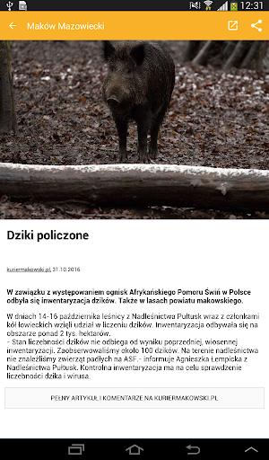 Mazowieckie Media  screenshots 9