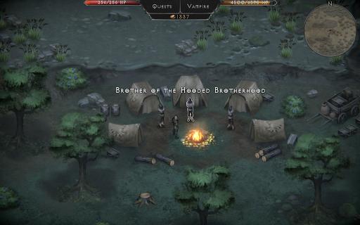 Vampire's Fall: Origins RPG 1.7.146 screenshots 6