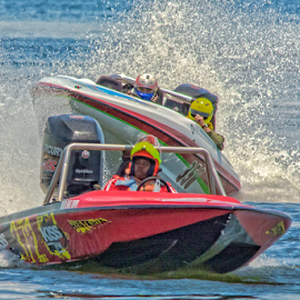move over by Alan Potter - Sports & Fitness Watersports