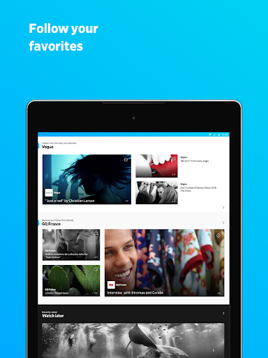 Dailymotion: Videos for now screenshot 9
