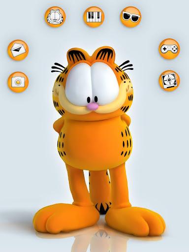 Talking Garfield screenshots 6
