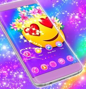 Super Emoji 2017 Launcher - náhled