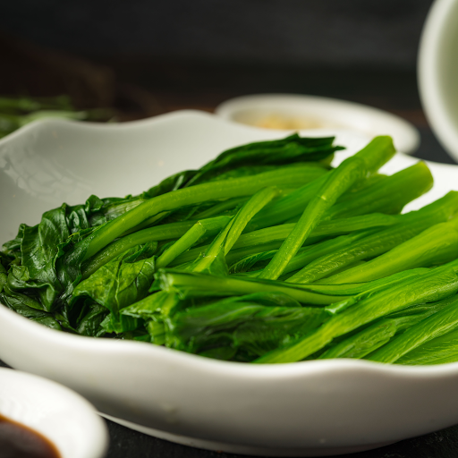 Chinese Green with Oyster Sauce
