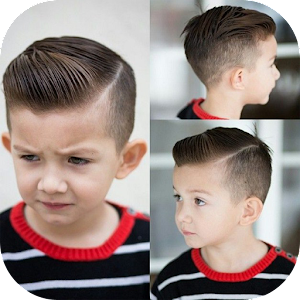 Super Baby Boy Haircuts Android Apps On Google Play Hairstyles For Men Maxibearus