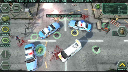 Zombie Defense apkmind screenshots 3