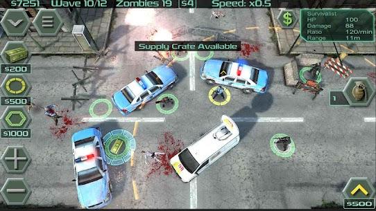Zombie Defense Mod [Compras Grátis / Dinheiro Infinito] 3