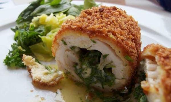 Chicken Kiev Recipe