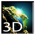 Earth 3D Live - Parallax Wallpaper icon