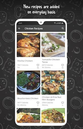 Chicken Recipes 26.1.0 screenshots 2