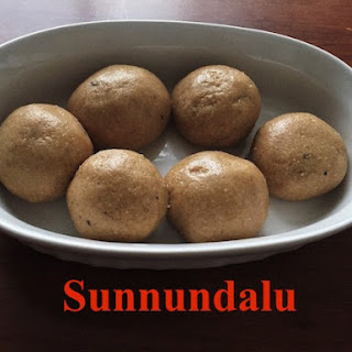 My Mom's Sunnundalu