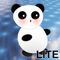 Dance Panda Lock Lite icon