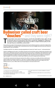 Beer Magazine- screenshot thumbnail