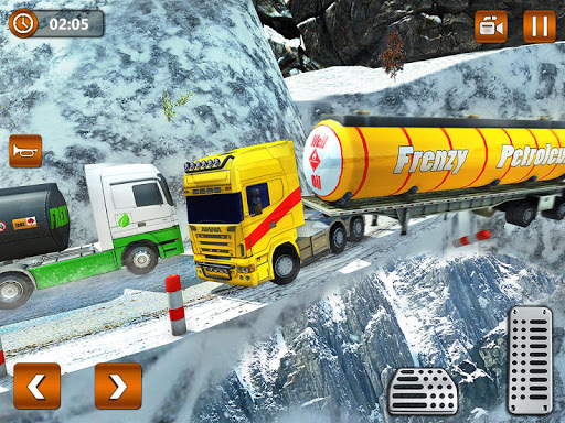 Offroad Oil Tanker Truck Transport Driver 1.6 screenshots 14