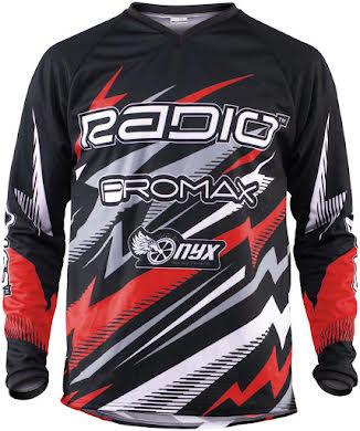 Radio Lightning BMX Race Jersey - Long Sleeve, Men's alternate image 3