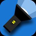 Flashlight: Volume button LED icon