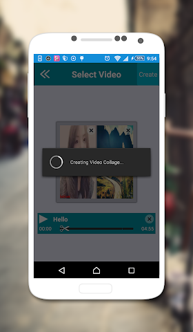 android Video Collage Studio Screenshot 3