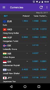 Currency BG - náhled