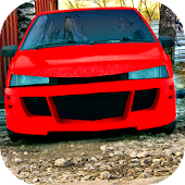 Drag race for Russian cars 3D