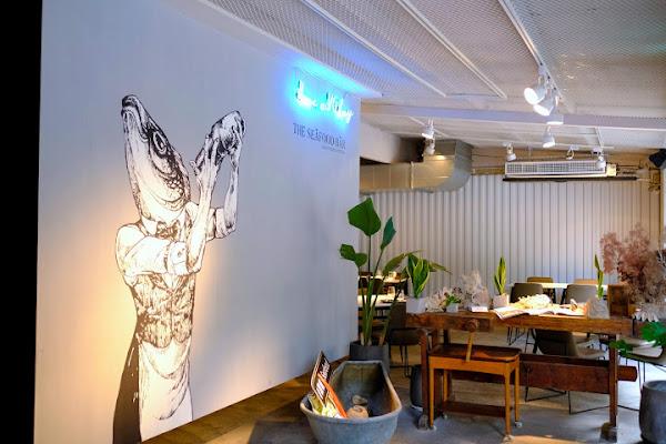【VG The Seafood Bar   老饕攻略 EP5】台北信義第一家海鮮主題餐館