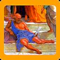 Diogenes in der Tonne Zitate icon