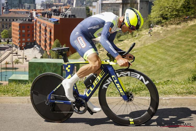 """De volgende stap voor revelatie Quinten Hermans? """"Meer mogelijkheden op de weg, hij mag ambitie hebben in Giro"""""""