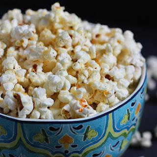 Parmageddon Popcorn - the Best Homemade Popcorn