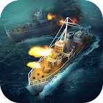 Warship Battle Craft: Naval War Game of Crafting Icon