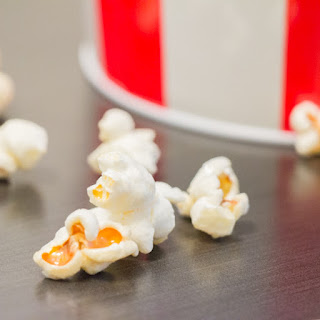 Salted Honey Popcorn