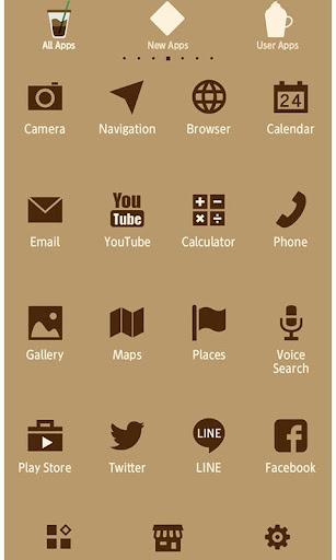 Design wallpaper-Coffee Break- 1.0.0 Windows u7528 3